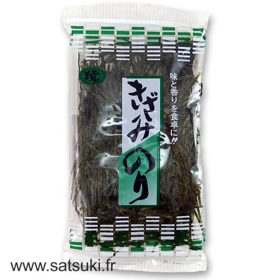 Shredded nori seaweed 10g