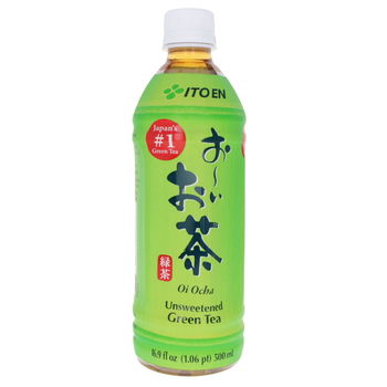 Green tea 525ml