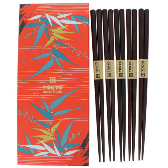 Box 5 pairs of chopsticks