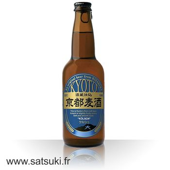 Japanese Beer Kolsch german style 33cl  5%