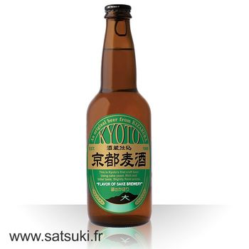 Japanese white Beer Flavor of sake brewery 4%