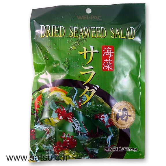 Seaweed salad mix 20g