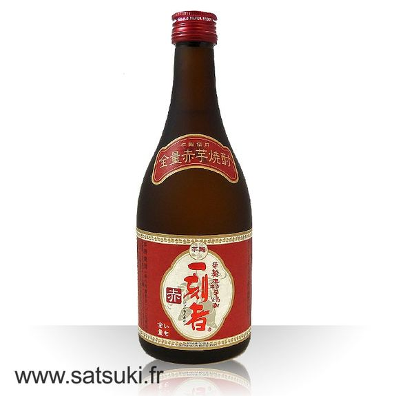 Ikkomon shochu red 500ml