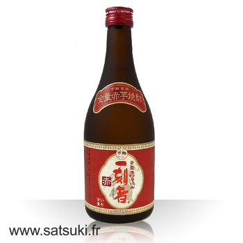 Ikkomon aka honkaku shochu imo 500ml - 25%