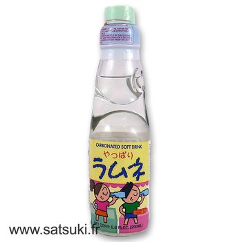 CTC ramune 200ml classic flavor