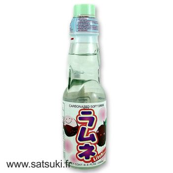 CTC ramune 200ml litchi flavor