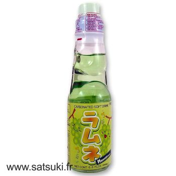 CTC ramune 200ml muscat flavor
