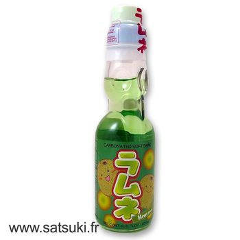 CTC ramune 200ml kiwi flavor