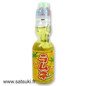 CTC ramune 200ml ananas flavor