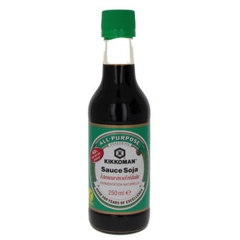 Reduced salt soy sauce 250ml