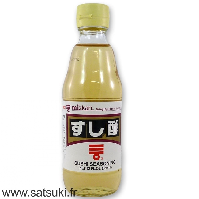 how to cook sushi vinegar