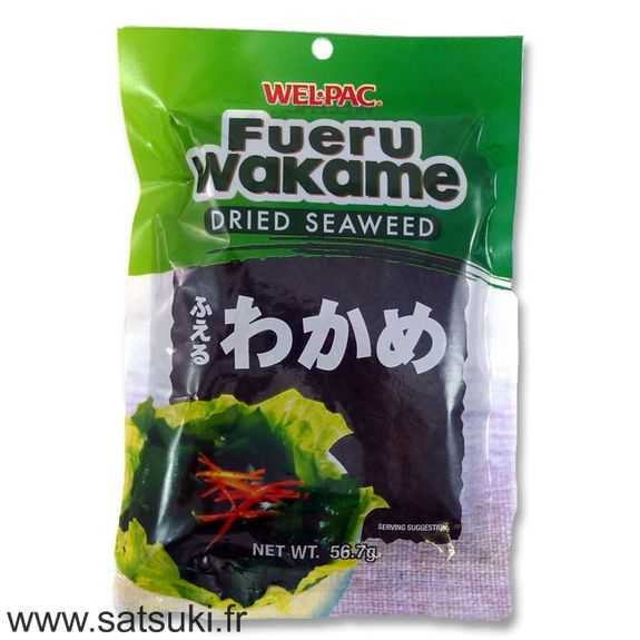 Dried wakame 56.7g