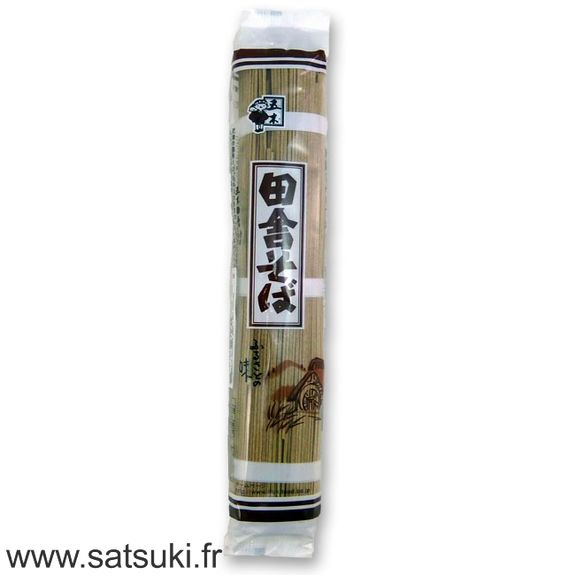Countryside style soba noodles 200g