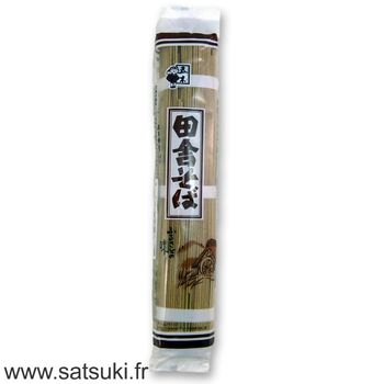 Countryside style soba noodles 250g