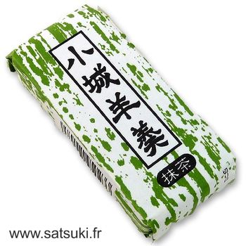 Matcha green tea yokan 95g