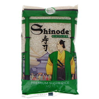 Shinode rice 1kg short grain