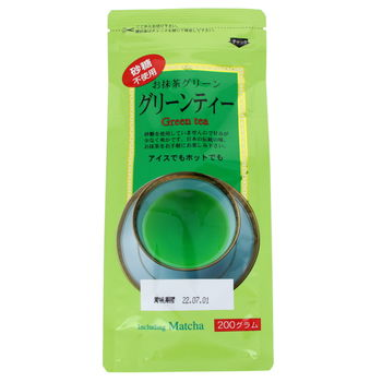 Green tea powder 200g