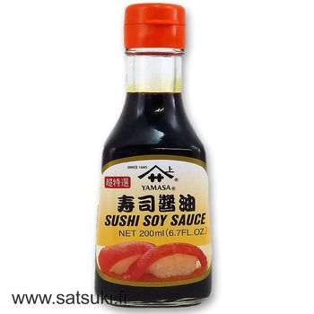 Soy sauce for sushi 200ml