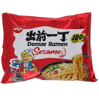 Sesame oil Demae Ramen noodles