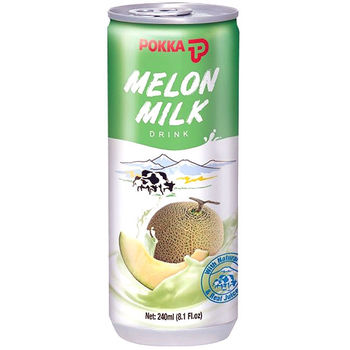 Melon milk drink 240ml Pokka