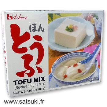 House Preparation for tofu or soy milk 85g
