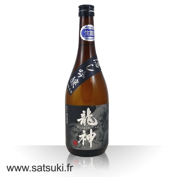 """Dragon God - 竜神"" 720ml - 16.5%"