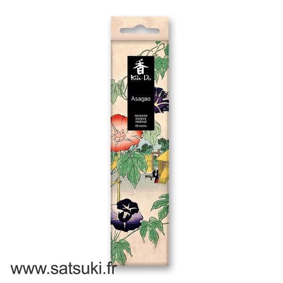 "Incense ""asagao"""