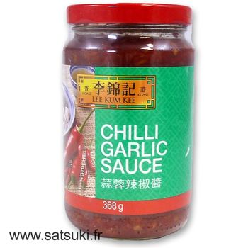 Chili garlic sauce -  tobanjan 368g