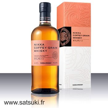 Whisky Nikka coffey grain 700ml - 45%