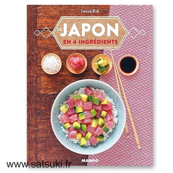 Le Japon en 4 ingrédients in french