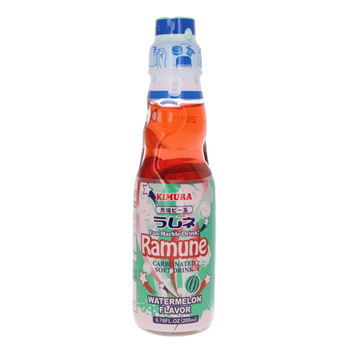 Lemonade ramune watermelon 200ml