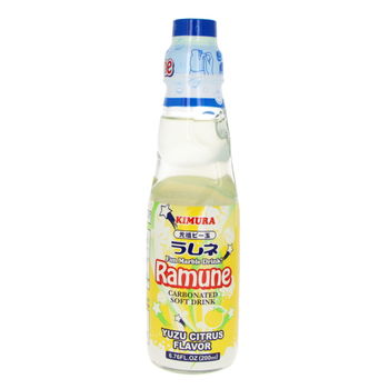 Japanese lemonade yuzu 200ml