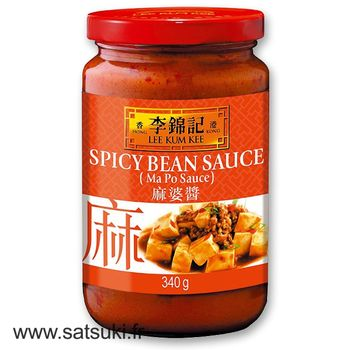 Spicy bean sauce 340g