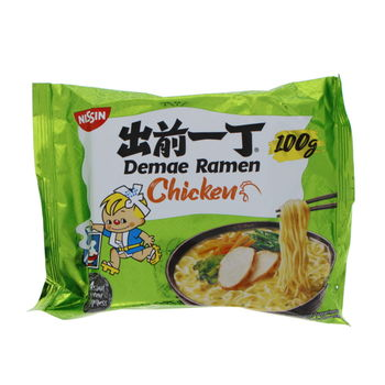 Chicken flavour Demae Ramen noodles 100g
