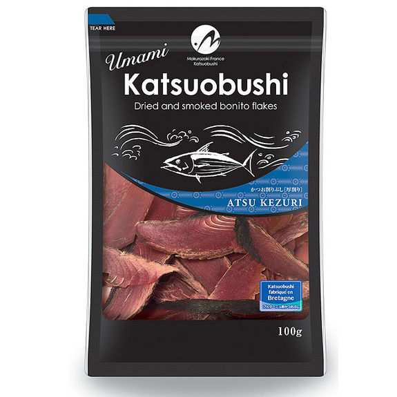 Umamibushi; shaved tuna flakes(thick type)  100g