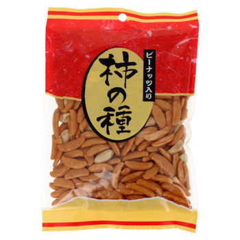 Rice crackers & peanuts 140g