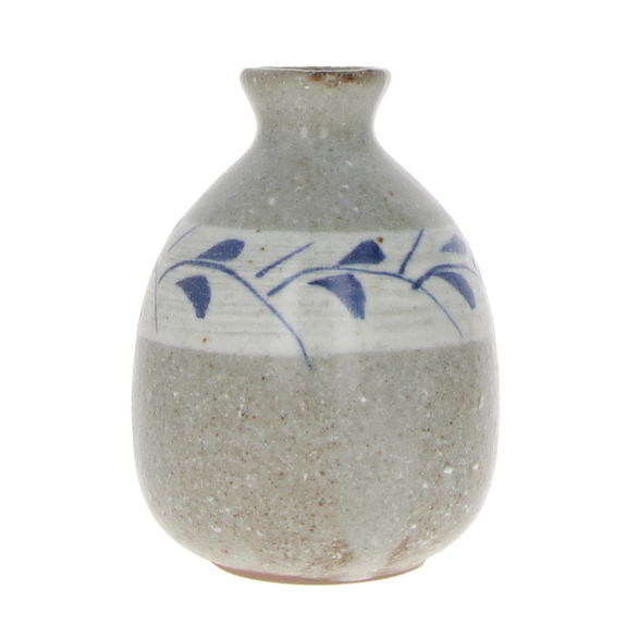 """Sake Jug with """"Leaves from China"""" 280ml"""