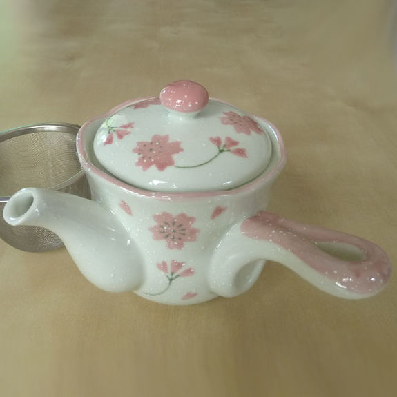 Sakura teapot 400ml