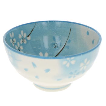 "Rice bowl ""Sakura"" - Blue"