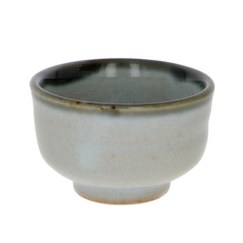 """Sake cup """"Trickle of water"""" 5.7cm x 3.7cm"""
