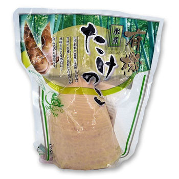 Preboiled bamboo shoot 200g