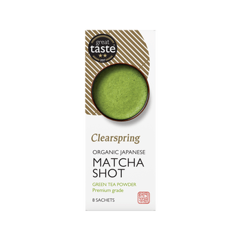 Premium Japanese Quality Organic Matcha Green Tea powder 1g x 8 sticks