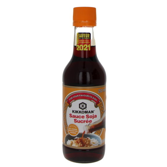 Sweet soy sauce for rice 250ml