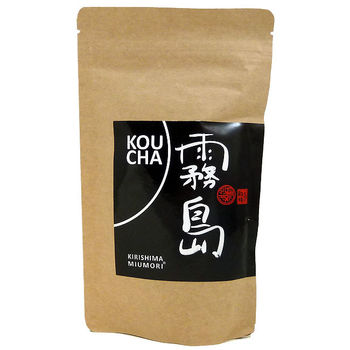 "Japanese organic ""koucha"" black tea 100g"