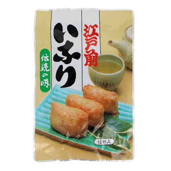 Inari fried tofu wraps 240g (12pcs)