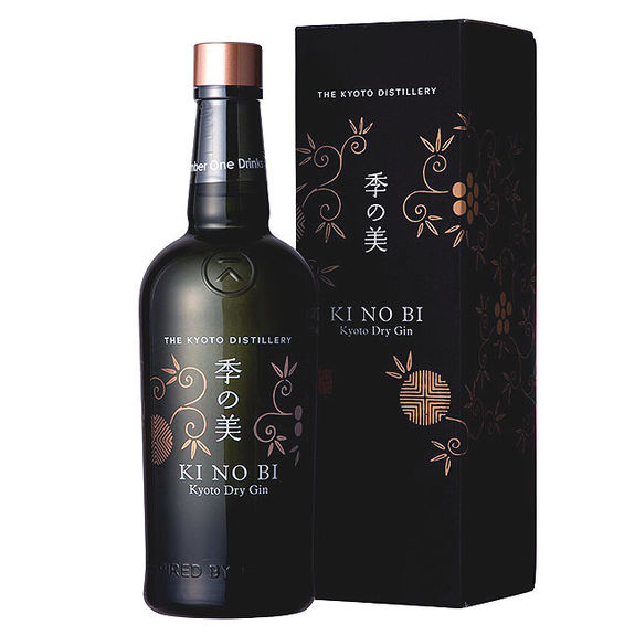 "Kyoto dry gin ""Ki No Bi"" 700ml"