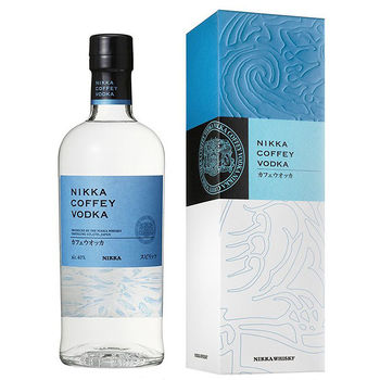 Vodka japonaise Nikka 700ml