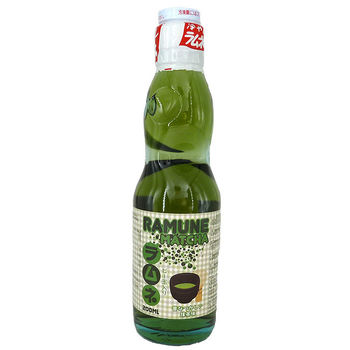 Matcha ramune 200ml