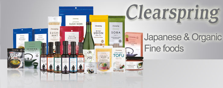 Clearspring organic japanese fine foods
