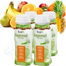 Supportan Drink Fruits Tropicaux